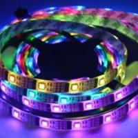 Ленты RGB/RGBW/RGBW-MIX